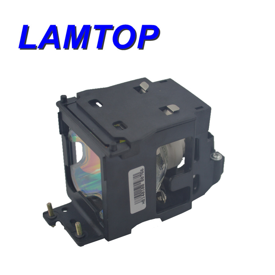 compatible Replacement Projector Lamp with cage ET-LAE100 for  PT-AE200 projector bulb et lab10 for panasonic pt lb10 pt lb10nt pt lb10nu pt lb10s pt lb20 with japan phoenix original lamp burner