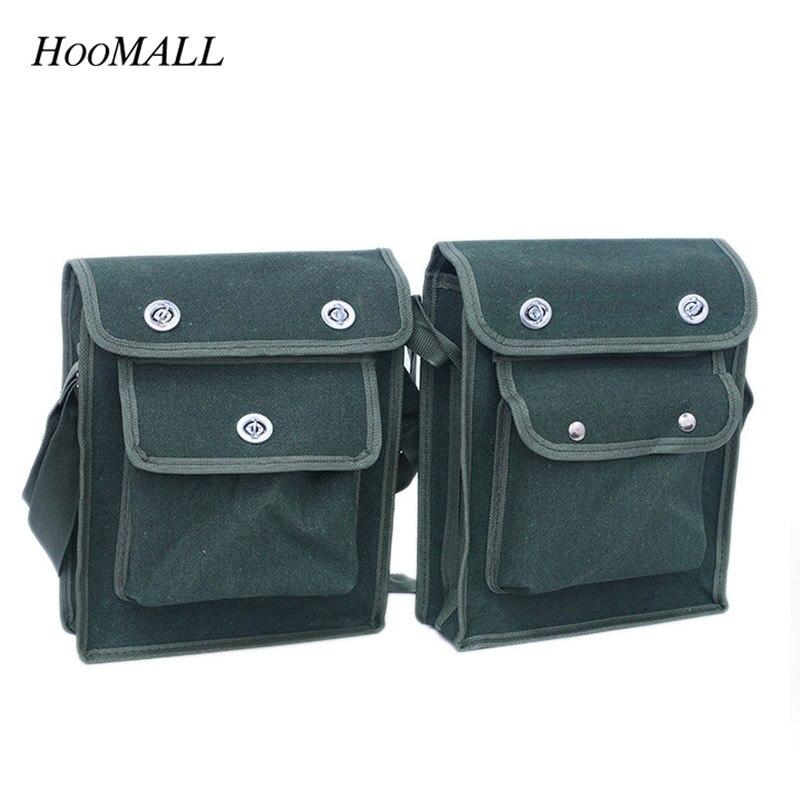 Hoomall Toolbox Multi-Funzionale Resistente All'usura Pacchetto di Manutenzione Spalla Tela Borsa Degli Attrezzi Hardware Elettrico Organizer