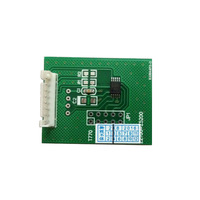 vilaxh T795 Chip decoder Board For HP Designjet T770 T790 T795 T1120 T620 T1300 T2300 Printer 72 Chip Resetter Decryption Card