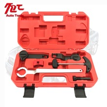 Automotive Engine Timing Camshaft Alignment Tool Set For VW Audi A3 Seat Skoda 1.0/1.2/1.4 ST0241 цена
