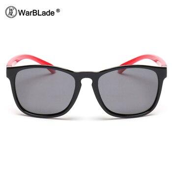 WarBLade Kids Square Polarized Sunglasse...