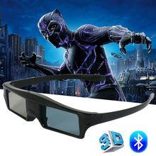 אוניברסלי 3D Bluetooth נטענת פעיל תריס משקפיים DLP מקרן 3D טלוויזיה להחליף