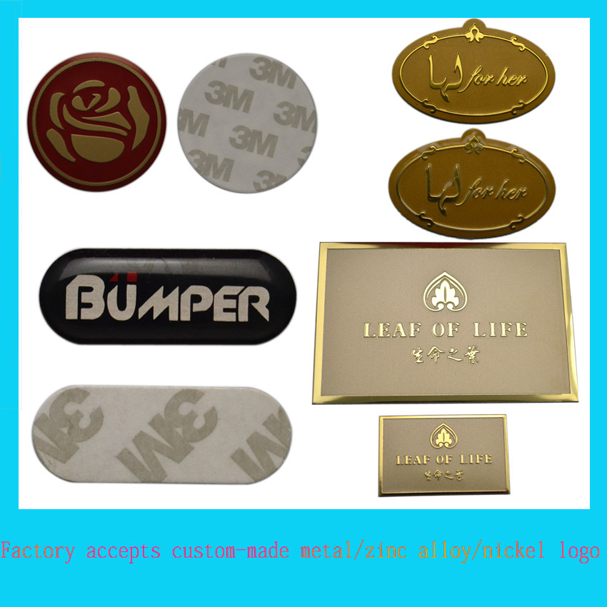 Custom metal personalized name tag plates embossed metal auto label logo sticker high quality military dog tag luggage tag on aliexpress com alibaba group