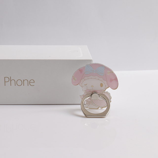 Girls Finger Ring Smartphone Holder 3