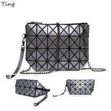 Folding kette umhängetasche kleine taschen für frauen luxus abend partei handtaschen designer umhängetaschen sac de marque femme