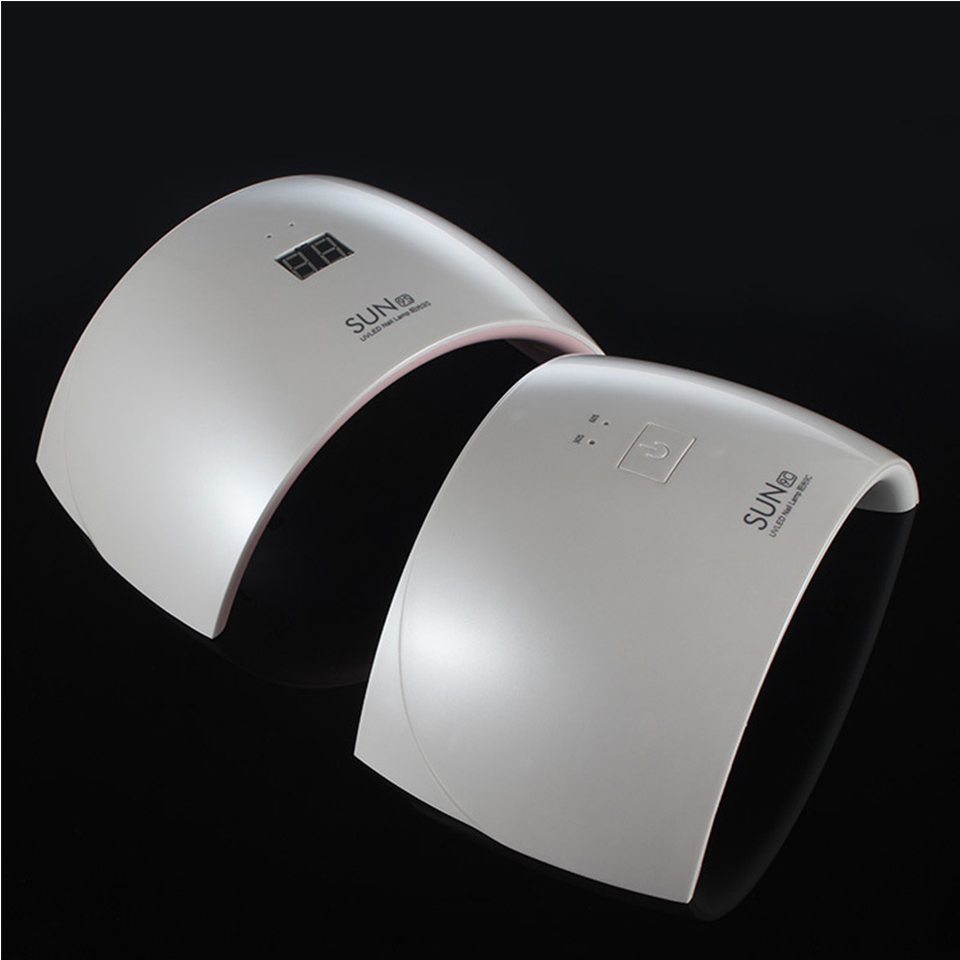 LED Nail Lamp SUN 9C/9S Sunshine Induction Nail Dryer For All Gels With Button Thumb Display Button Timer Nail Dryer Low Price