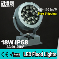 IP65 18W High Power Outdoor LED Floodlight