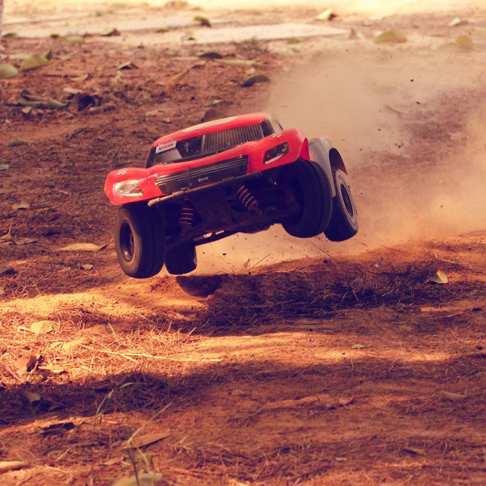 80 км/ч/ч супер быстрая скорость RC гоночный автомобиль 1:10 4WD RC внедорожный короткий курс водостойкий RC автомобиль грузовик 60A бесщеточный ESC
