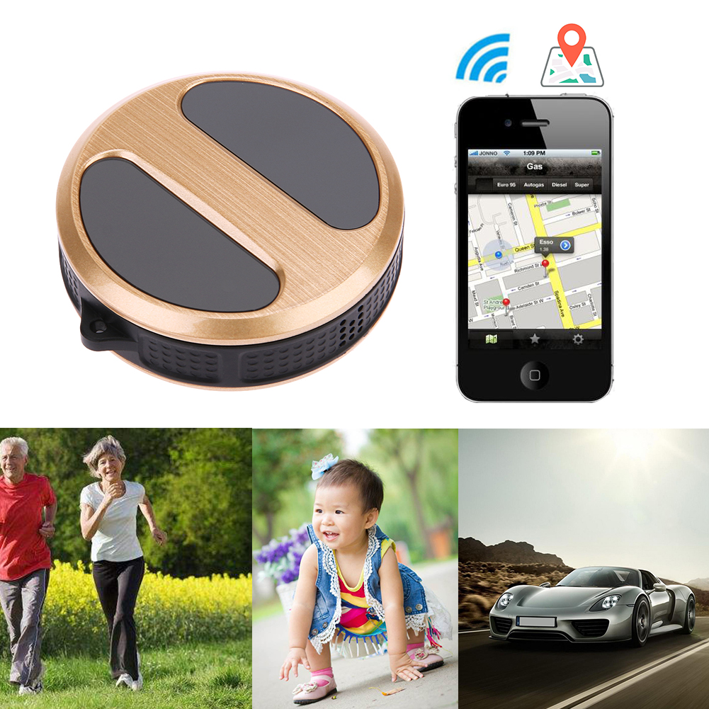 Mini Waterproof IP54 Dustproof GPS Tracker Locator T8 With Google GPS tracking suit for children/seniors/pet/vehicle/luggage ...