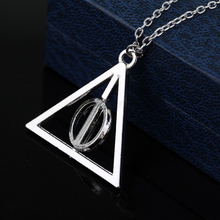 Triangle Rotatable Necklaces