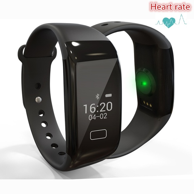 HESTIA K18S New Smart Bracelet With Blood Oxygen Heart Rate Wristband Heart Rate Fitness Tracker Monitor Smart Watch