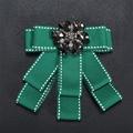 Mantieqingway Vintage Pajarita Collar de Flores Bowknots Inglaterra Los Hombres Trajes de Negocios Lazo de Los Hombres Negro Padrinos de Boda de La Cinta