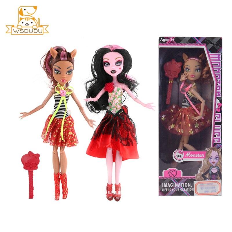 Monstro diabo alta meninas bonecas fantasma bjd bebê silicone moda senhora educacional bola articulada corpo dia das bruxas para o miúdo crianças presente