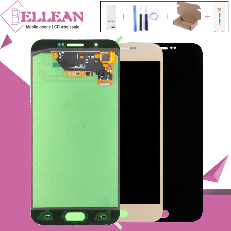 HH OLED For Samsung Galaxy A800 Lcd Screen A8 2015 LCD A8000 A800F A800 Display Touch Screen Digitizer Assembly Free Shipping