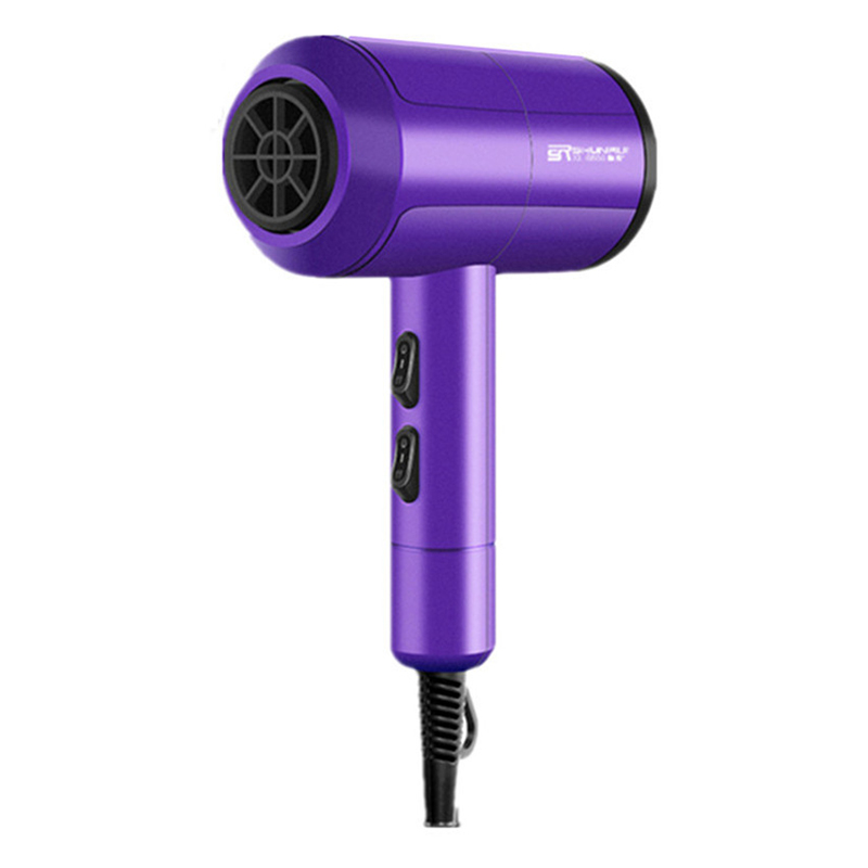 Portable Hair Dryer Negative Ion Silent 2000w Stand Hairdryer Holder For Hairdryer Student Dormitory Hair Blower Hot Cold Wind in Hair Dryers from Home Appliances