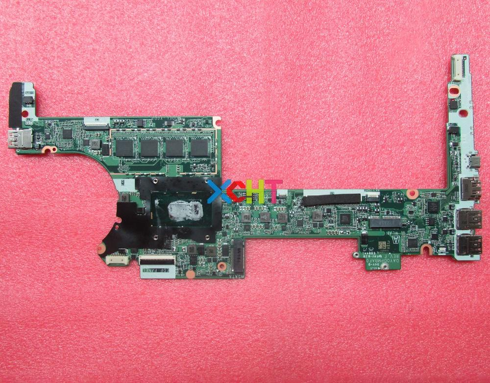 for HP Envy X360 13 Y 13T Y000 Series 906722 601 906722 001 DAY0DPMBAF0 UMA i7 7500U Laptop Motherboard Tested & Working Perfect-in Laptop Motherboard from Computer & Office