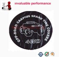 Najwyższej Jakości Samochodów Uniwersalny PCV Samochód Okładka Okładka Opona Koła Zapasowego 14 ''15'' 16 ''17'' Koła akcesoria