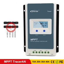 New Arrival MPPT 10A Solar Charge Controller 12V 24V LCD Diaplay EPEVER TRACER Solar Charge Regulator EPsloar 1210A tracer2606bp new bp series mppt epever solar controller charging regulator for lithium battery apply use 10a 10amp