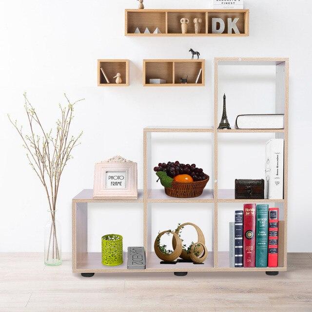 Rak Buku Dinding Gantungan Kreatif Furnishing Artikel Dekorasi Dapur Penyimpanan Shelfs Rumah Dekoratif