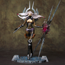 Free Shipping Hot Sale Heroes Union LOL Irelia Female Game Anime Boxed Set Living Ornaments Action Figures Doll Toys Kids Gift