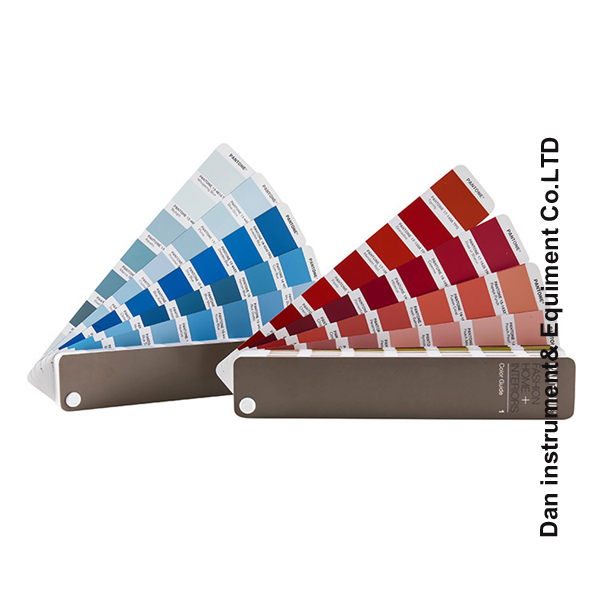 2 Books set Pantone TPX FGP120 FGP200 Upgrade Version TPG FHIP100N for Textile fabric clothing and