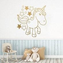 Creative sheep Waterproof Wall Stickers Home Decor Kids Room Nature Removable Decals naklejki na sciane