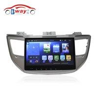 Bway 10 2 2 Din Car Radio For 2015 HYUNDAI IX35 New Tucson Quadcore Android 6