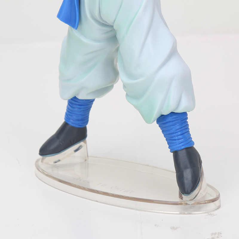 20 centímetros Anime Dragon Ball Super Saiyan Goku Vegeta Gogeta 4 Decorações dragonball z figura coliseu anjo Figura de Ação DO PVC brinquedos