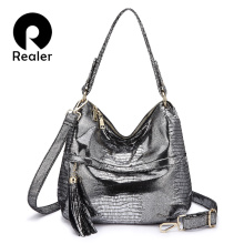 Realer handbags women messenger shoulder bag for fashion ladies cross-