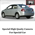 Car Camera For Nissan Tiida Versa Latio Trazo C11 4D Sedan 2004~2012 High Quality Rear View Back Up Camera For | RCA
