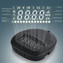 2.0 «экран А1 GPS Общие ABS Head Up Display HUD Автомобиля Head система Цифровой Дисплей Пид/Время/Количество Спутников/высота над уровнем моря