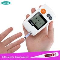 Cofoe Yili Blood Glucose Meter with 100pcs Test Strips&Lancets Needle Glm Medical Blood Sugar Monitor Glucometer Diabetes Tester