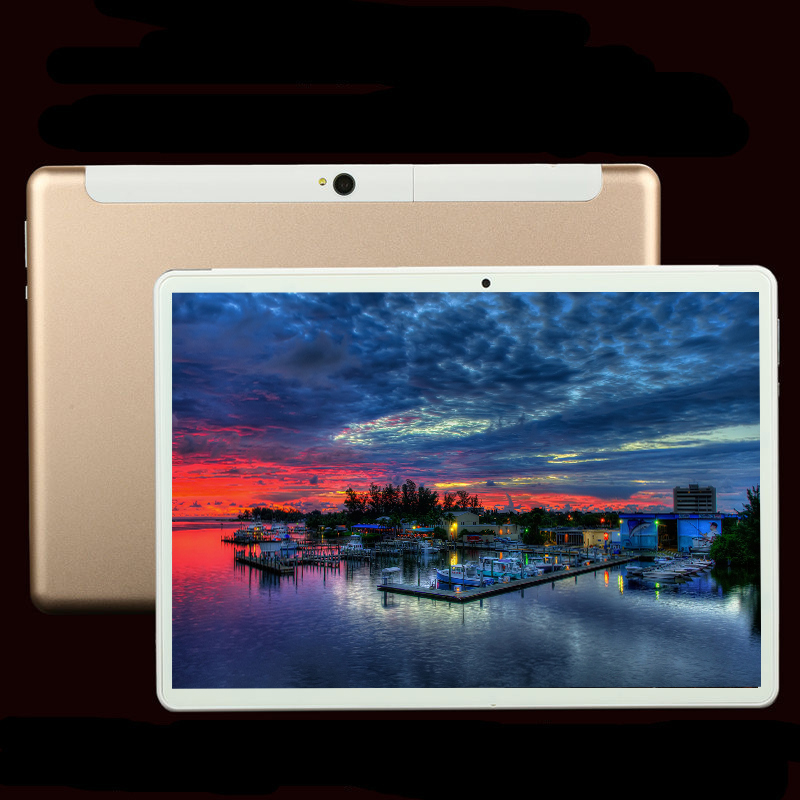2019 Android 7.0 Android Tablet 10.1 Inch 10 Core 6GB RAM 128GB ROM 3G 4G LTE 1920 1200 IPS 5MP+ 13.0MP The Tablet Kids Tablet