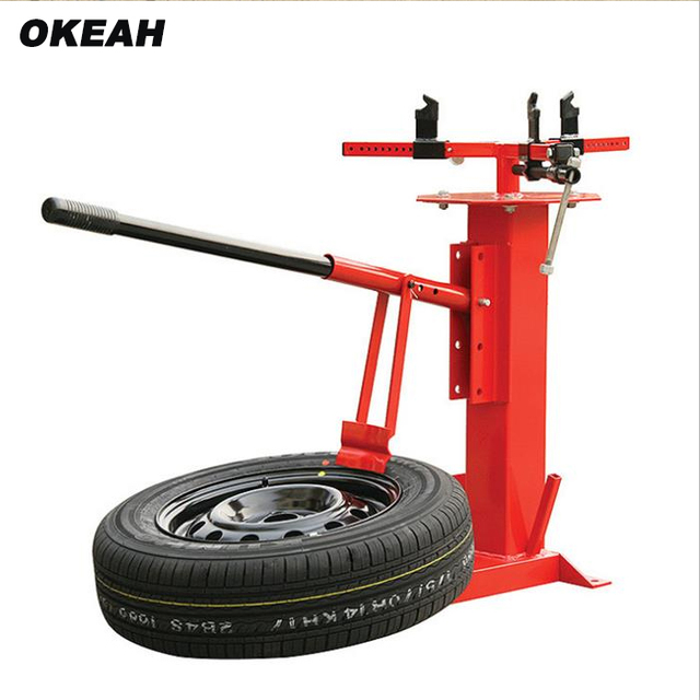 Power craft manual tire changer at tractor supply co.