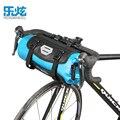 7l 100% à prova d' água mtb roswheel saco bicicleta saco de guiador da bicicleta acessórios da bicicleta de ciclismo sacos de 2017 o mais novo da chegada