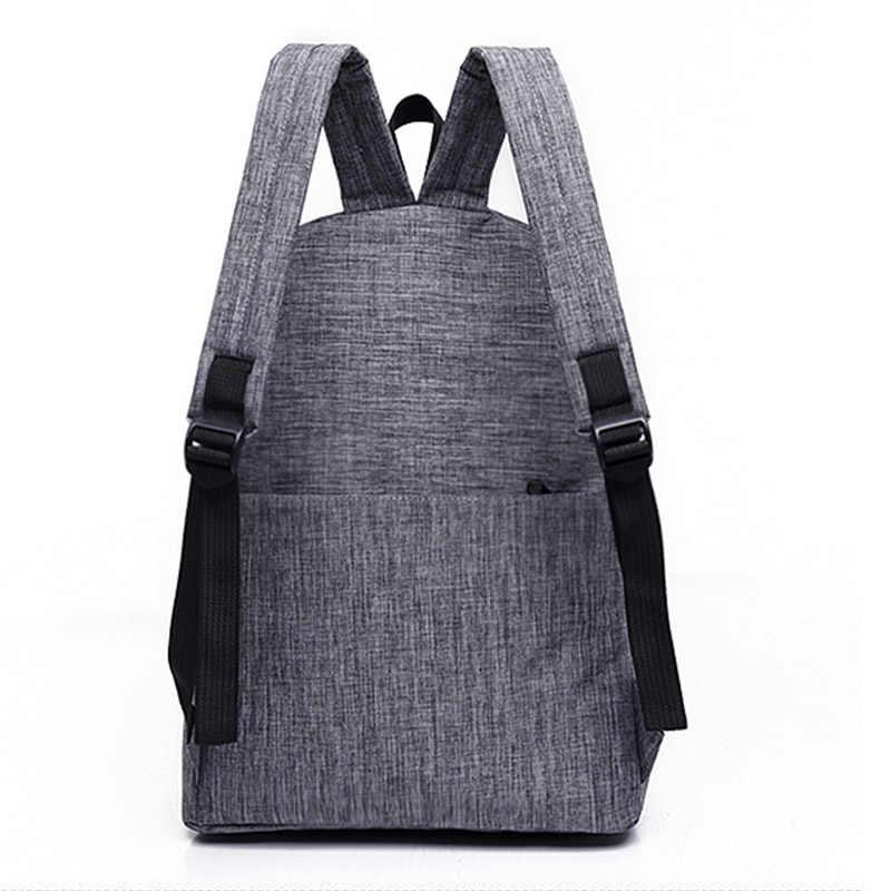 Bacisco холст рюкзак женский мужской большой емкости рюкзак для ноутбука школьные сумки для подростков дорожные рюкзаки Mochila