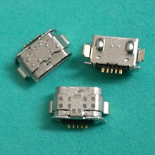 100PCS/Lot Micro USB Charge Jack Dock Socket Plug For Huawei P9 Lite G9 Charging Port Connector