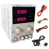 KD3005D High Precision Laboratory Power Supply Adjustable Digital 30V 5A 0.01V 0.001A Accuracy Voltage Regulator DC Power Supply