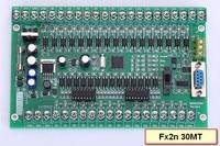 motor controller plc Programmable Logic Controller Single board plc FX2N 30MT ,STM32 66 input point & 14 output point