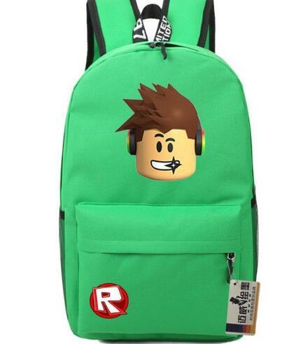 2018 many colors Roblox game backpack Men Student School Bags Kids Boys  Children teenagers travel Shoulder bag women Laptop Bags 105.1 ₪ 20a1469ba7371