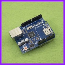 Ethernet W5100 Network Expansion Board SD Card Expansion based on For Arduino, Free Shipping