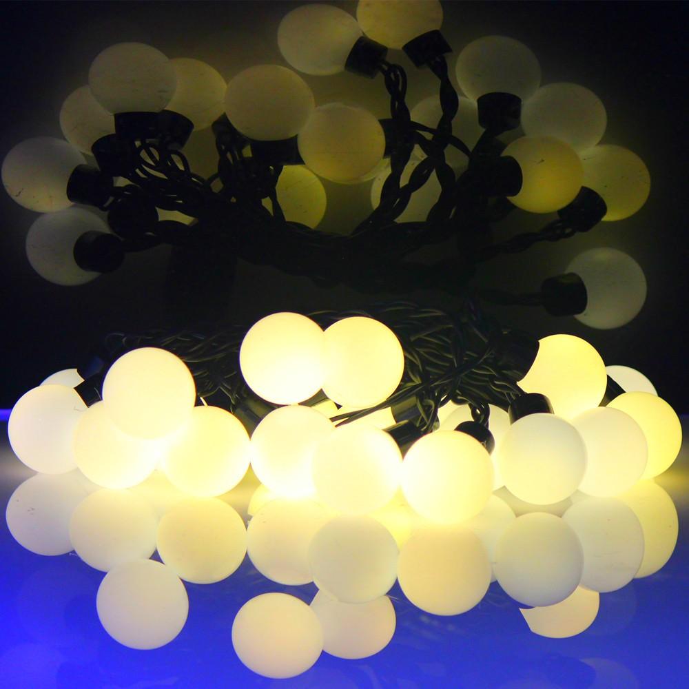 Globe String Light,Dailyart LED Starry Light Fairy Light for Garden,Wedding,Xmas Party 1
