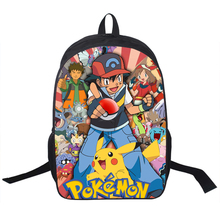 Pokemon Daily Backpack For Kids