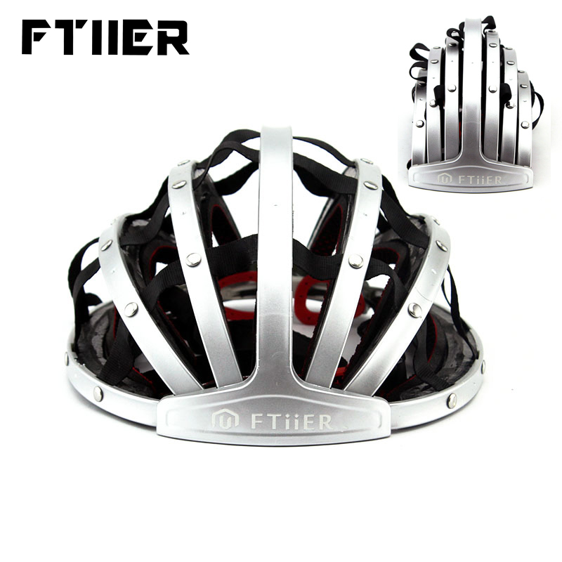 Ftiier Foldable Cycling Helmet Portable Road Bike Bicycle MTB Helmets Outdoor Sport Mountain Hiking Camping Safety Hat Hot SaleFtiier Foldable Cycling Helmet Portable Road Bike Bicycle MTB Helmets Outdoor Sport Mountain Hiking Camping Safety Hat Hot Sale