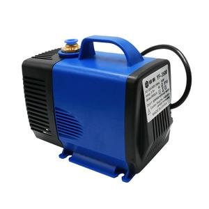 Image 4 - Free shipping cnc spindle motor kit 2.2 kw 110v/220v/380v water cooled spindle+ VFD+ water pump +80mmbracket+1SET ER20 for CNC
