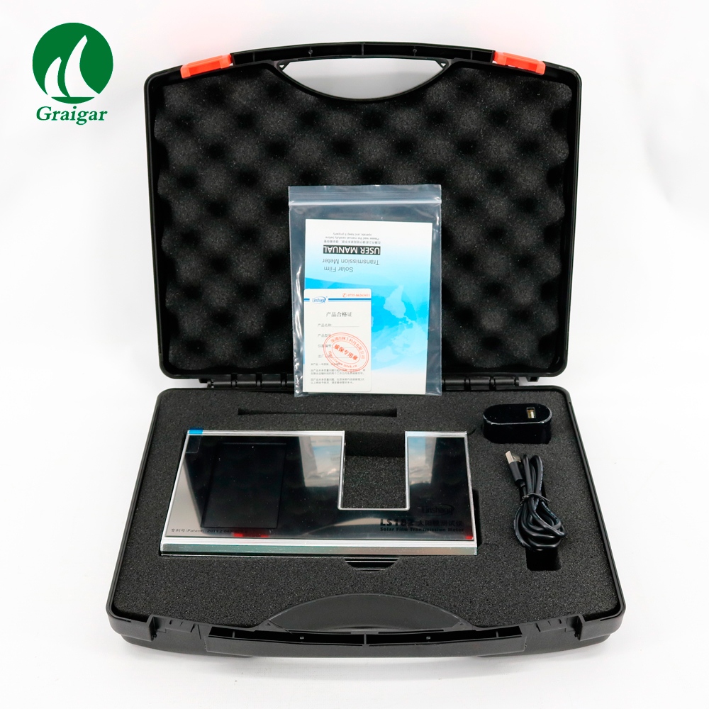 LS182 UV Transmission Mètre Film IR Transmission Compteur EDTM wp4500