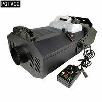 3000w big smoke machine Wire control timing quantitative dmx512 remote control 3000w smoke machine