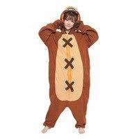 Cute Game Cosplay Costume Pajama Lol Anne's Tibers Pajama Unisex Bodysuit Adult Party Halloween