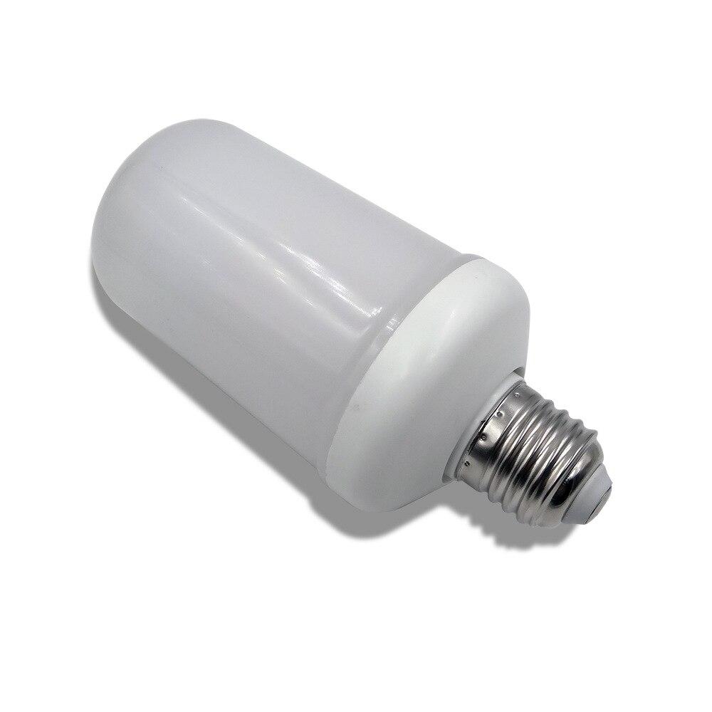 Lâmpadas Led e Tubos lâmpadas led cintilação chama luz a Number of Led Lamp : 99 (a)