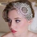 NUEVA Crystal Clear Rhinestones Nupcial Pelo de La Boda Tiaras Wedding Party Festival Decoración Del Pelo